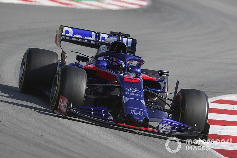 A Toro Rosso idei autója a létező legösszetettebb lett