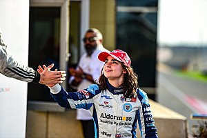 Chennai MRF: Chadwick becomes first female champion