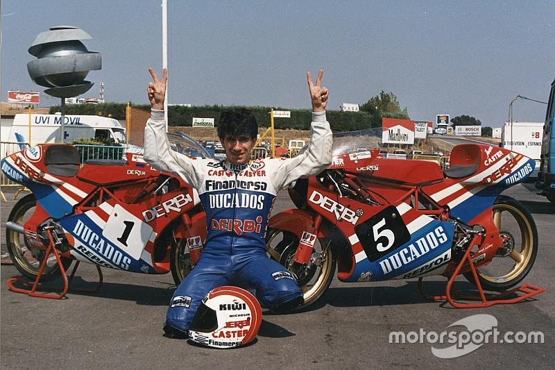 Dörflinger en Martinez worden gehuldigd als 'MotoGP Legend'