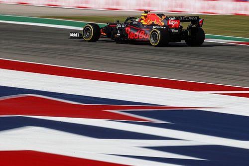 Pérez le quita a Sainz el mejor tiempo de la FP3 en Austin