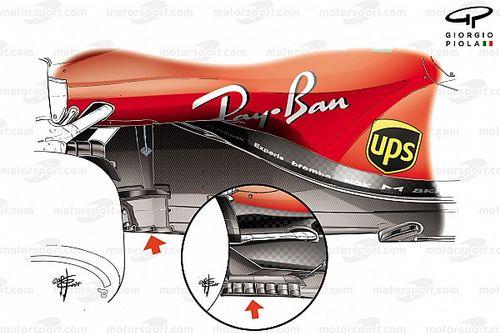Ferrari привезет в Испанию обновку. Но не ту, что ждали