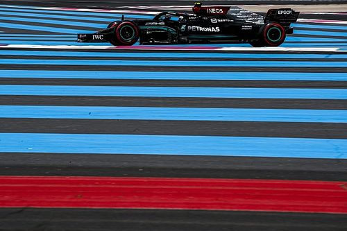 Bottas unsure if improvement is coming from F1 chassis change