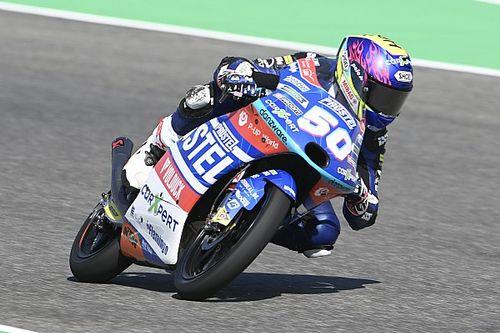 Moto3: Dupasquier está em estado grave após acidente; médicos aguardam para fazer operação
