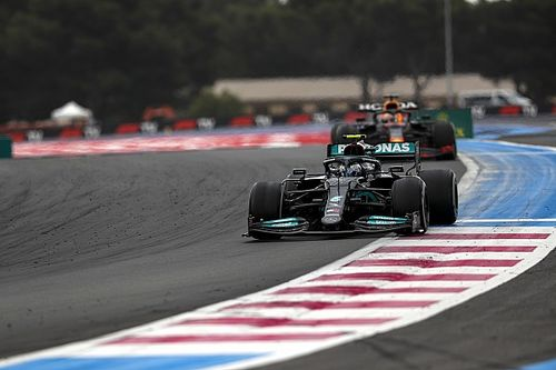 """Rosberg: """"Bottas'ın Verstappen'e yaptığı savunma tam bir çöptü"""""""