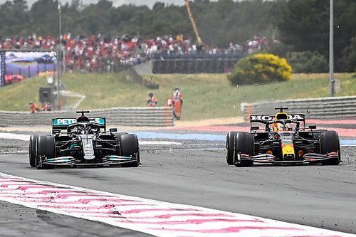 """Hamilton: """"No tenía sentido defenderme más duro de Verstappen"""""""