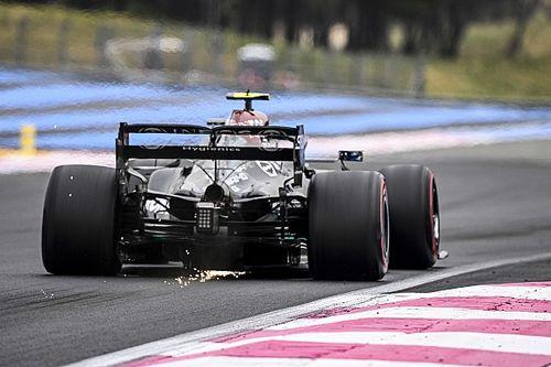 Wolff wijt tegenvallende snelheid Mercedes niet aan achtervleugel