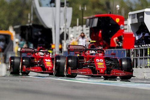 Inne nastroje w Ferrari