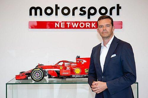 Motorsport Network names Oliver Ciesla Chief Executive Officer
