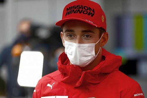 """Leclerc: """"Bir tur içinde her şeyi kaybettik"""""""