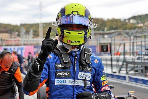 Norris, kendi karting takımını kurdu