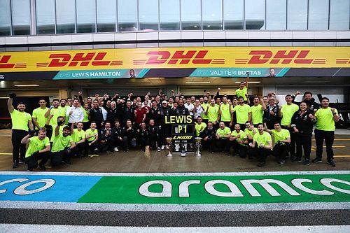 Las 100 victorias de Lewis Hamilton en la Fórmula 1
