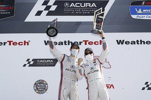 IMSA Mid-Ohio: Castroneves, Taylor score third straight Acura win