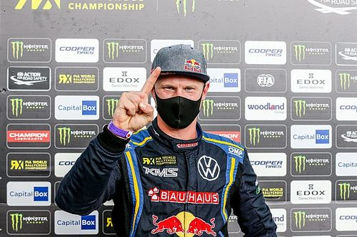 Nürburgring odwołany, Kristoffersson mistrzem