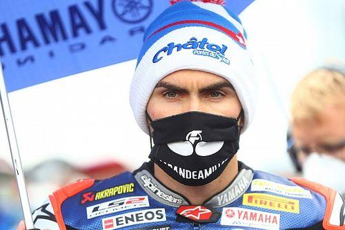 Baz replaces injured Davies for Jerez World Superbike round
