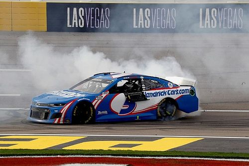"Hendrick: Larson's win ""one of the most special I've watched"""