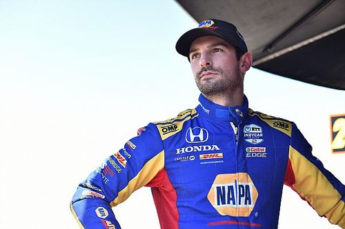 Rossi confident he and Andretti team have bounced back