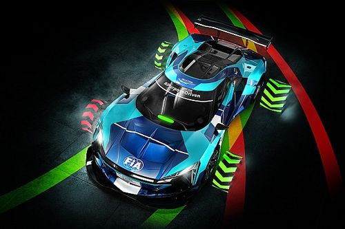 Теперь и GT: анонсированы новые гонки на электрокарах