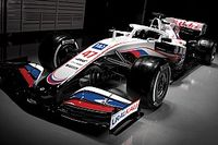 Haas reveals livery for VF-21 car ahead of new F1 season
