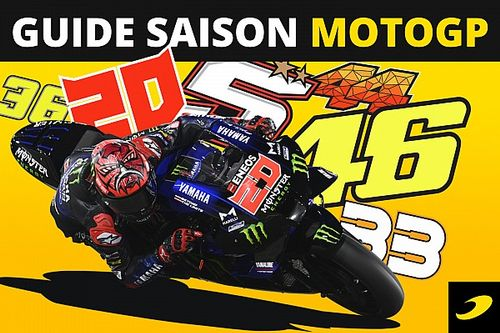 Saison MotoGP 2021 : qui sont les pilotes et leurs équipes?