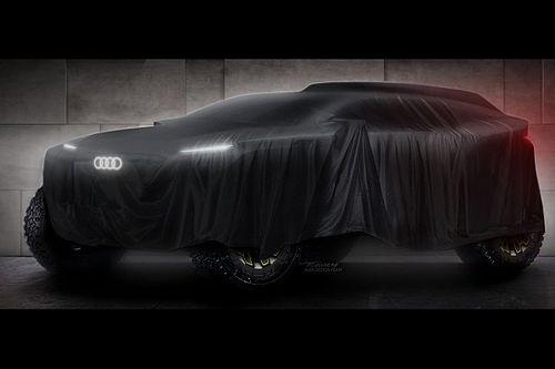Audi, Formula E'yi bırakma kararını Dakar için verdiğini açıkladı