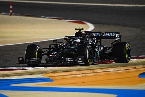 Waarom Mercedes maar drie banden wisselde bij laatste stop Bottas