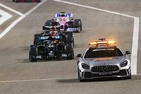 Course - Hamilton reste au sommet d'une F1 rattrapée par le danger
