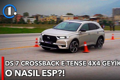 DS 7 Crossback E-tense 4x4 Geyik Testi