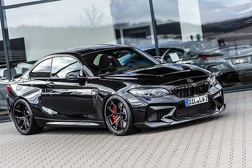 BMW M2, con Lightweight è la più potente di sempre