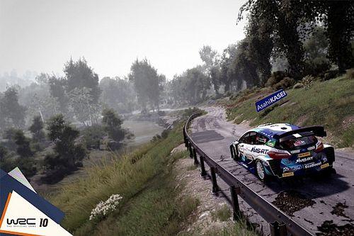 WRC Umumkan Gim Terbaru, Rilis September 2021