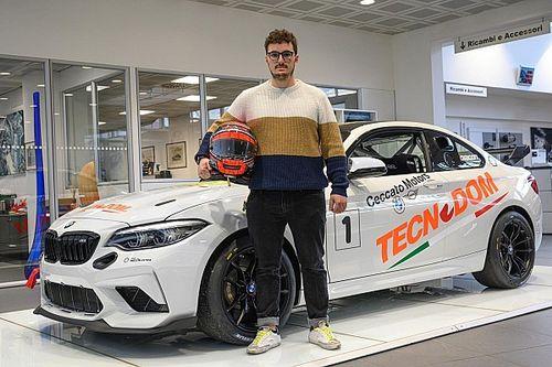 Tecnodom Sport primo team della BMW M2 CS Racing Cup Italy