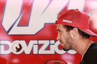 """Dovizioso: """"La nuova gomma non si adatta alla Ducati"""""""