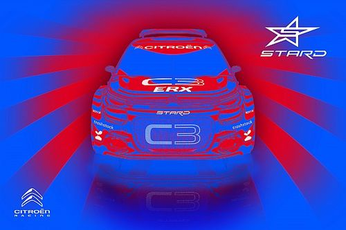 Citroen-supported electric rallycross car to debut in Latvia