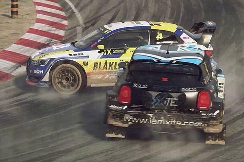 Veja como foi a estreia de Leclerc no World RX Esports na etapa de Abu Dhabi