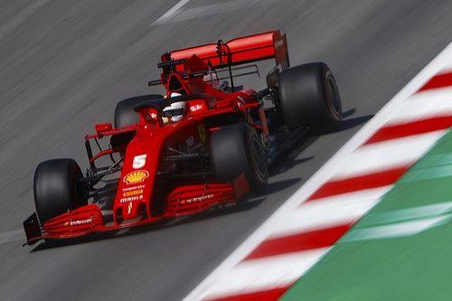 """Il nuovo telaio non salva Vettel: """"Ho avuto i soliti problemi"""""""