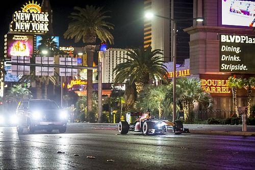 'Las Vegas sprak in Austin met F1 over derde GP in Amerika'