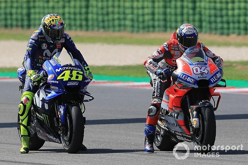 """ロッシ、ヤマハに体制強化を要求「MotoGPは""""F1化""""している」"""