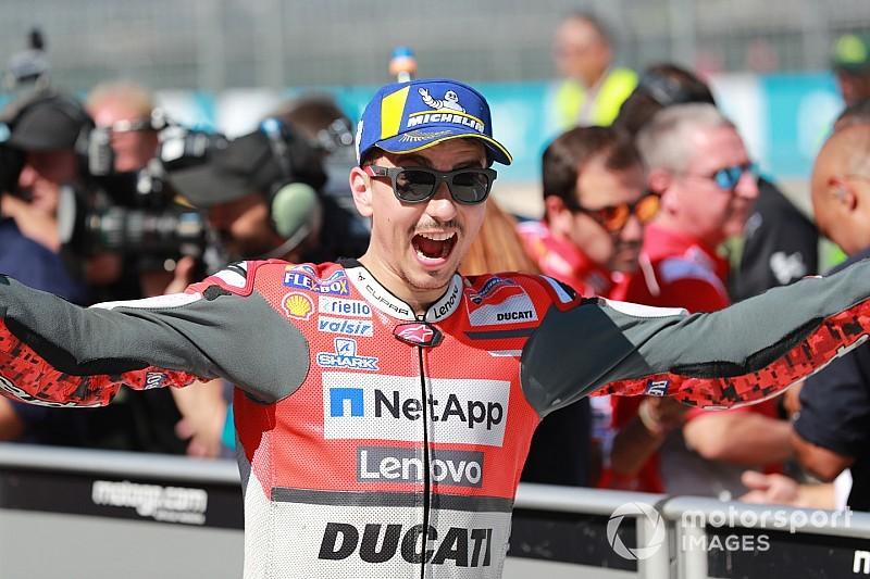 Лоренсо: Я не зможу проїхати гонку першим від старту до фінішу