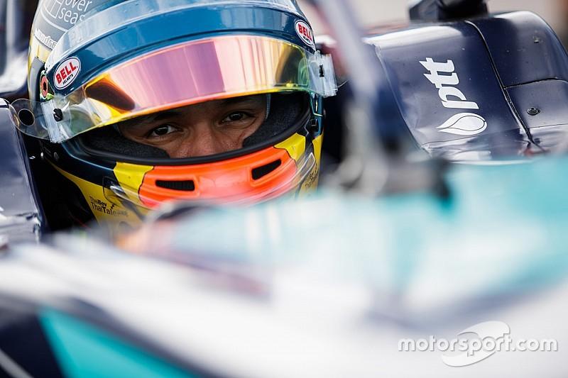 Toro Rosso-gegadigde Albon wil zich 'nergens' door laten afleiden