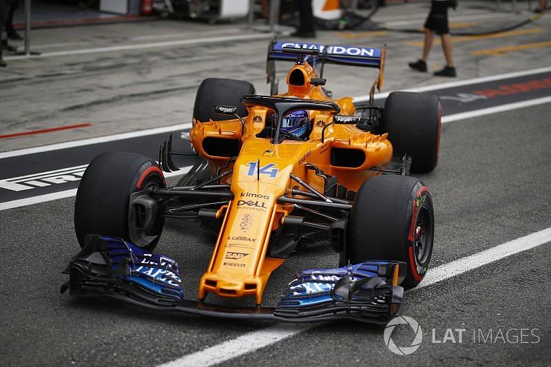 Olasz Nagydíj: képek a második F1-es szabadedzésről