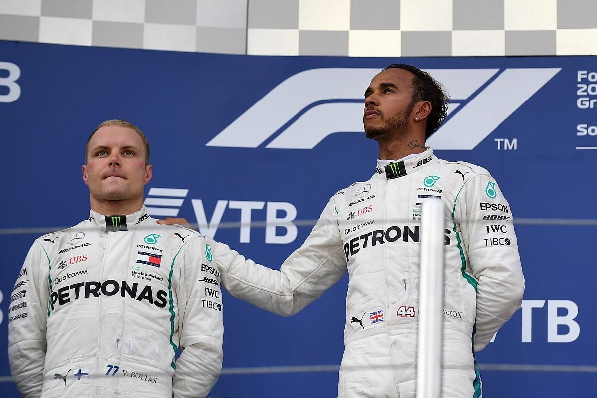メルセデス、想定外の事態に動転「ボッタスが勝つべきレースだった」