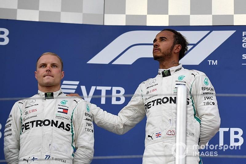 """Bottas: """"2018 mijn slechtste jaar in de Formule 1"""""""