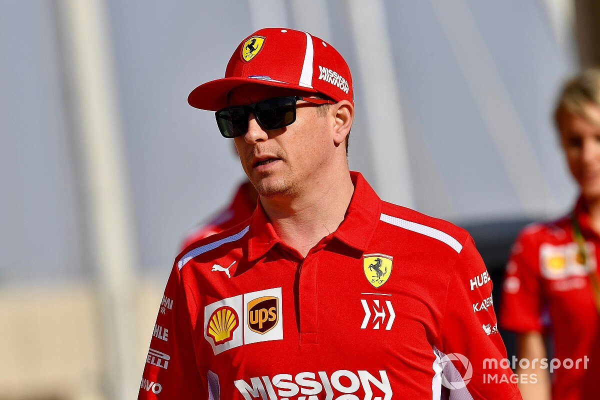 Raikkonen's Ferrari exit a