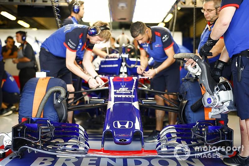 Calendrier de 21 GP : Toro Rosso fait (déjà) tourner son staff
