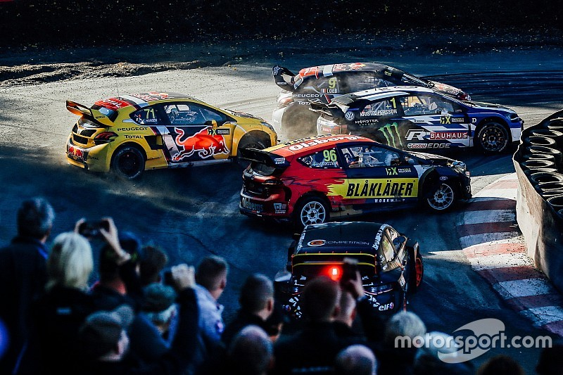 Portugal out, F1 venues in for 2019 WRX calendar