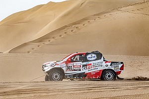 Al-Attiyah seals Toyota's first Dakar win