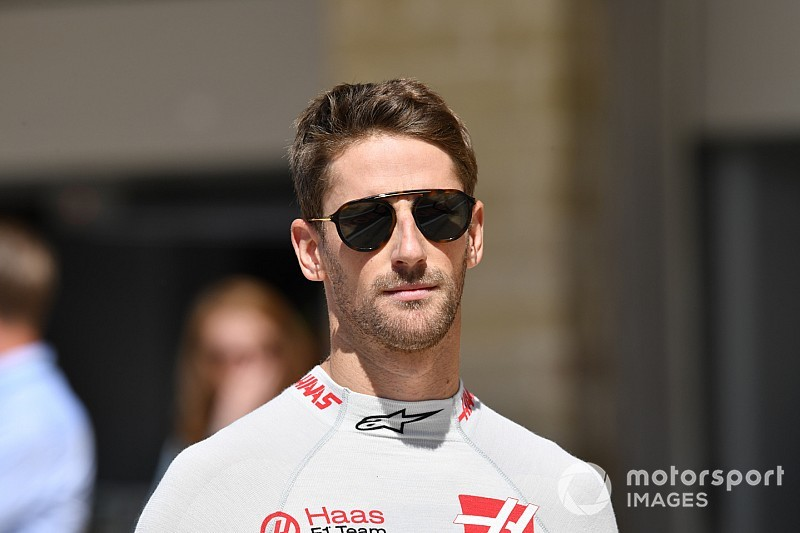 Grosjean: I wouldn't forgive myself for another slump