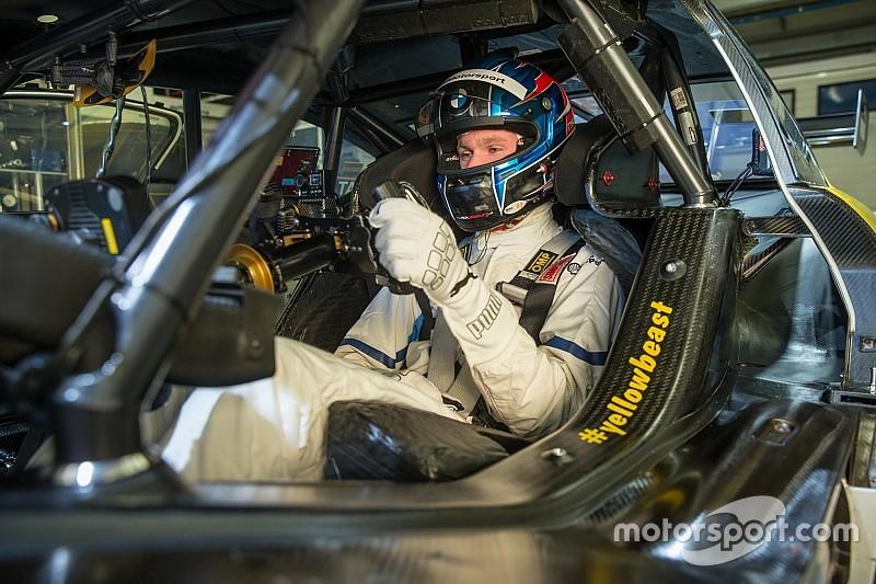 """Catsburg geniet van DTM-test: """"Back to the roots"""""""