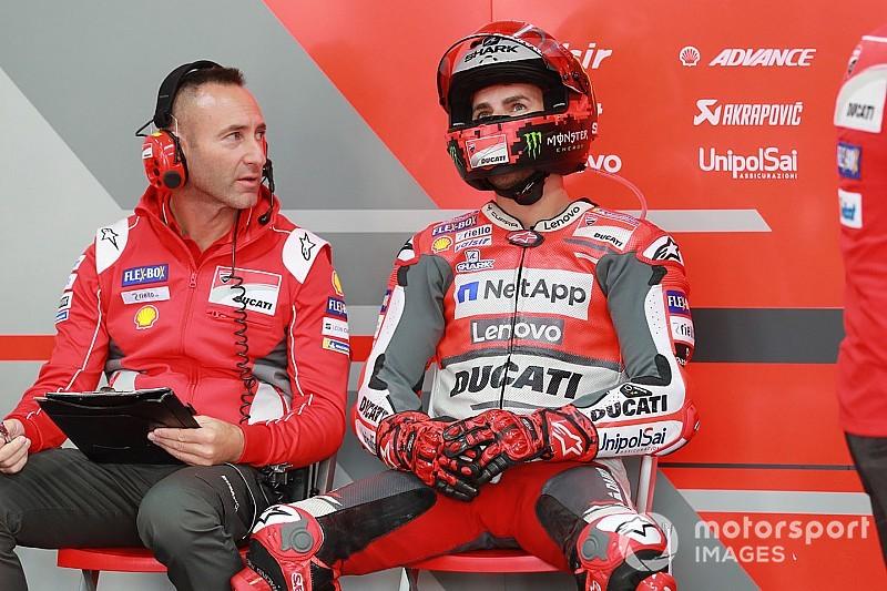 Ainda com dores, Lorenzo desiste de competir no GP do Japão