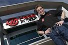 فيروتشي يشارك للمرة الأولى في اختبارات الفورمولا واحد مع فريق هاس في سيلفرستون