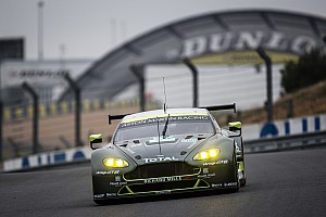 Le Mans Preview Touch down in Le Mans for Aston Martin Racing